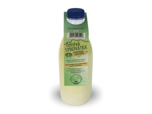 Čerstvá  syrovátka - 1 litr