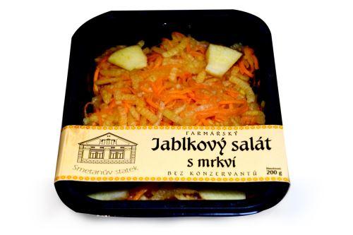 Jablkový salát s mrkví 200g