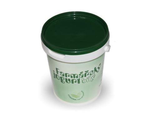 Farmářský jogurt bílý 1kg