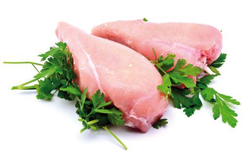 Kuřecí chlazená prsa (balení cca 0,5 kg)