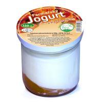 Farmářský jogurt s karamelem 150 g